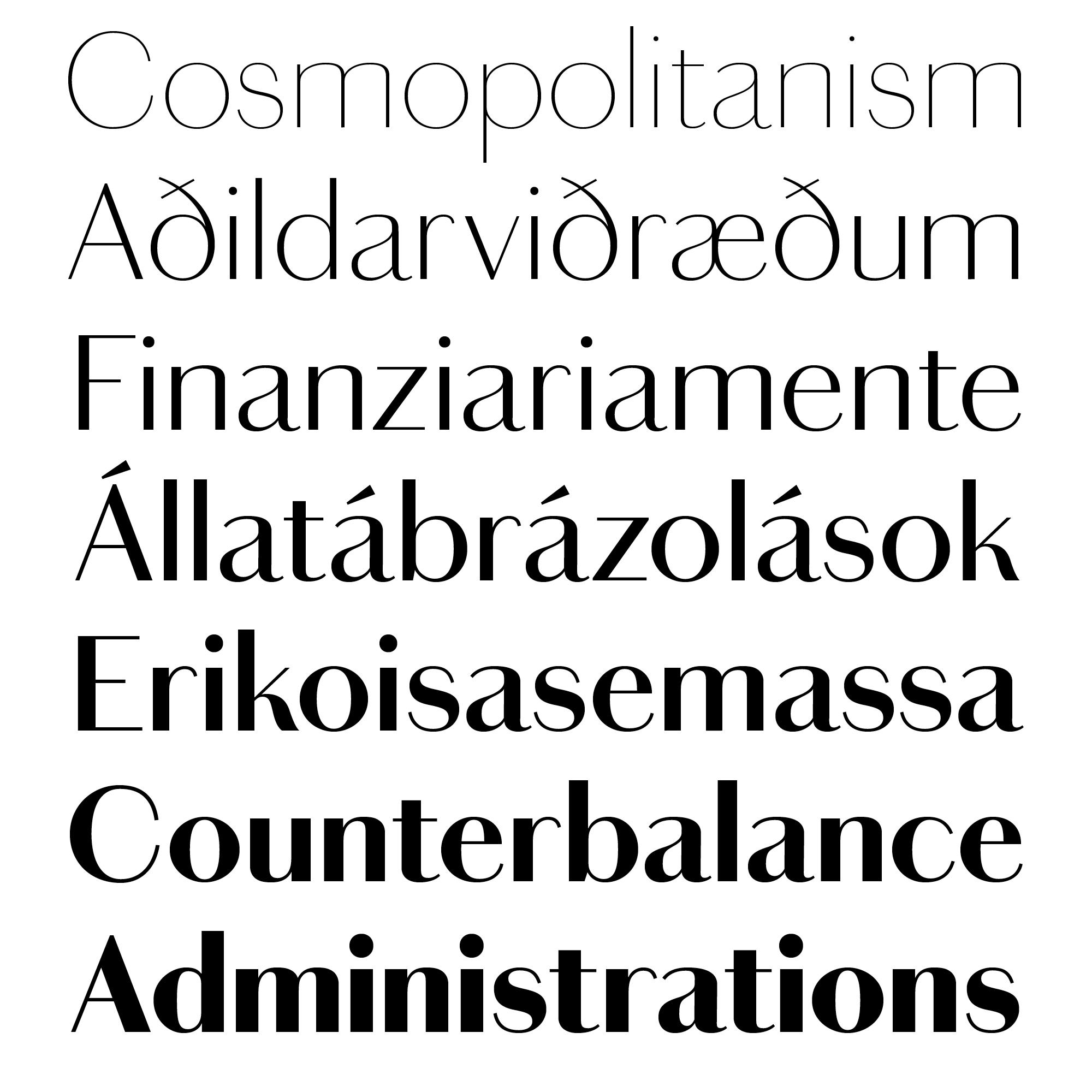 Chiswick – Typographica