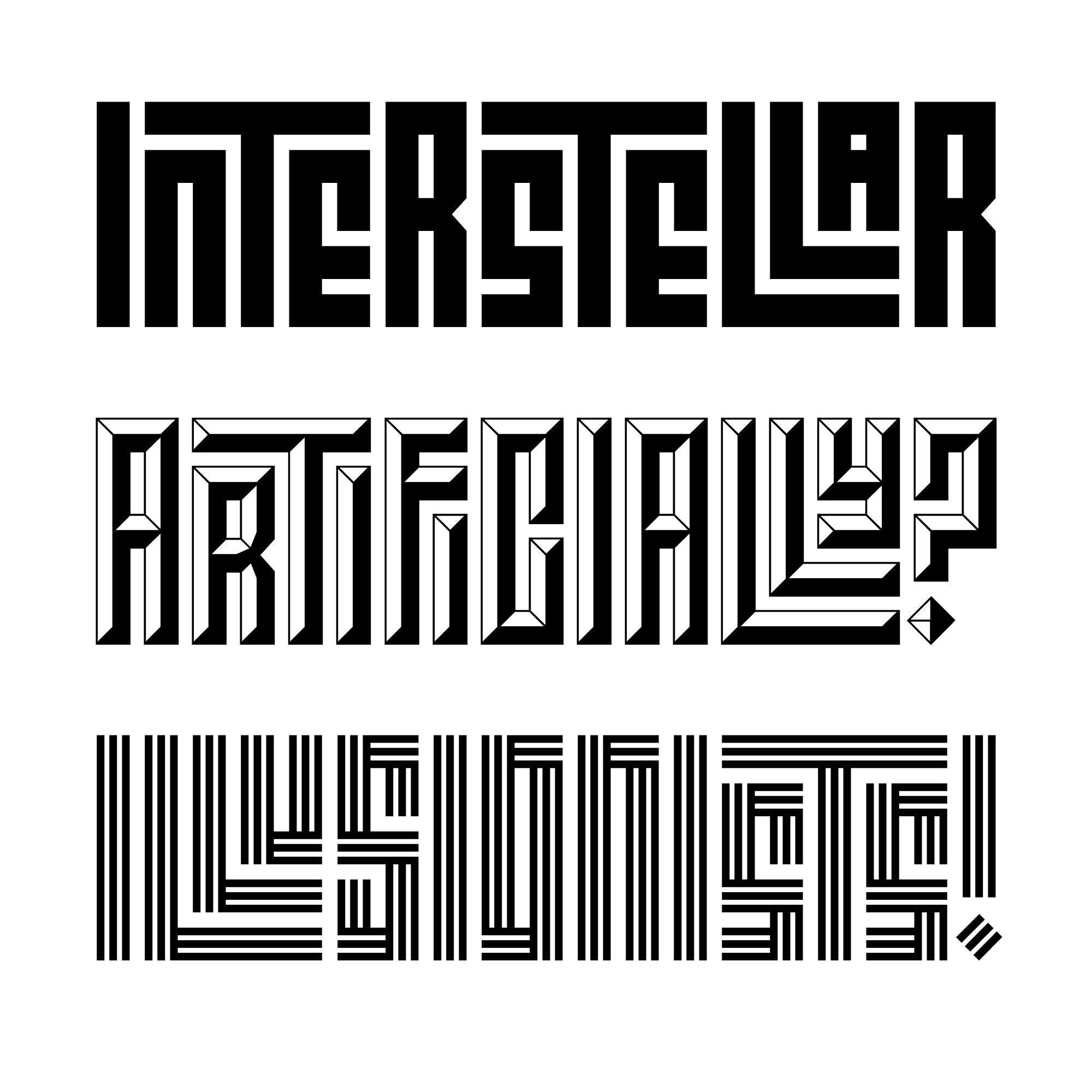 Calcula – Typographica