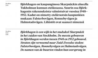 Ivar Headline