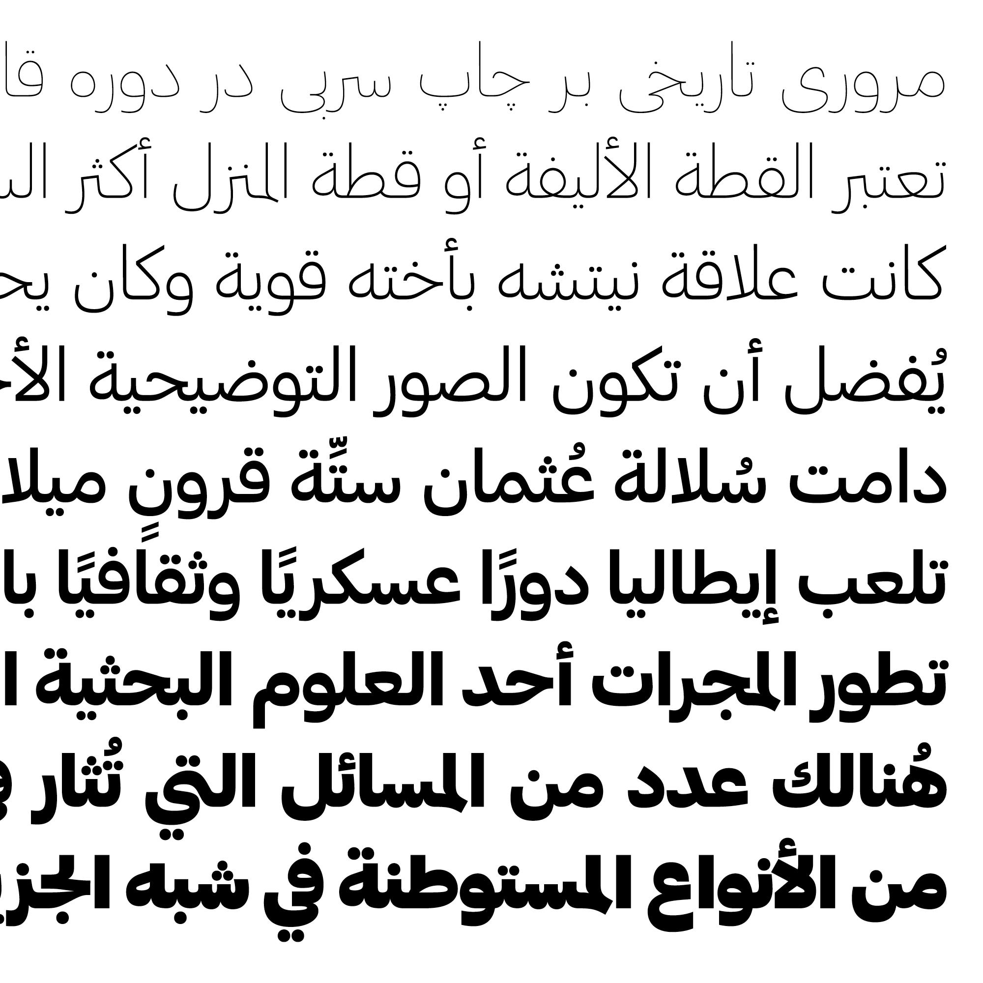 Graphik Arabic – Typographica