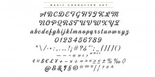 Buinton basic characters