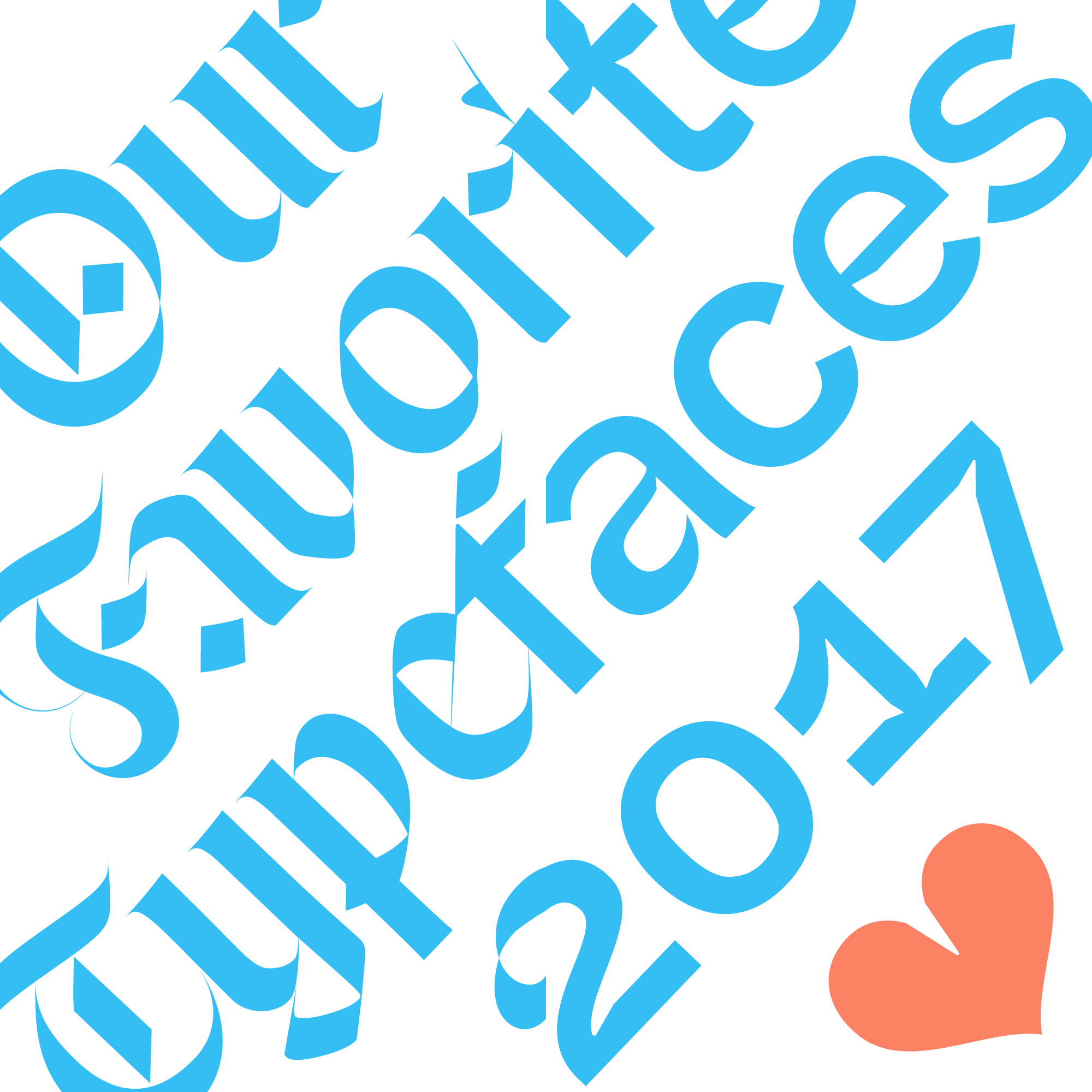 Our Favorite Typefaces of 2017
