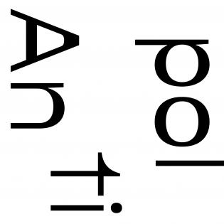 Antipol fonts
