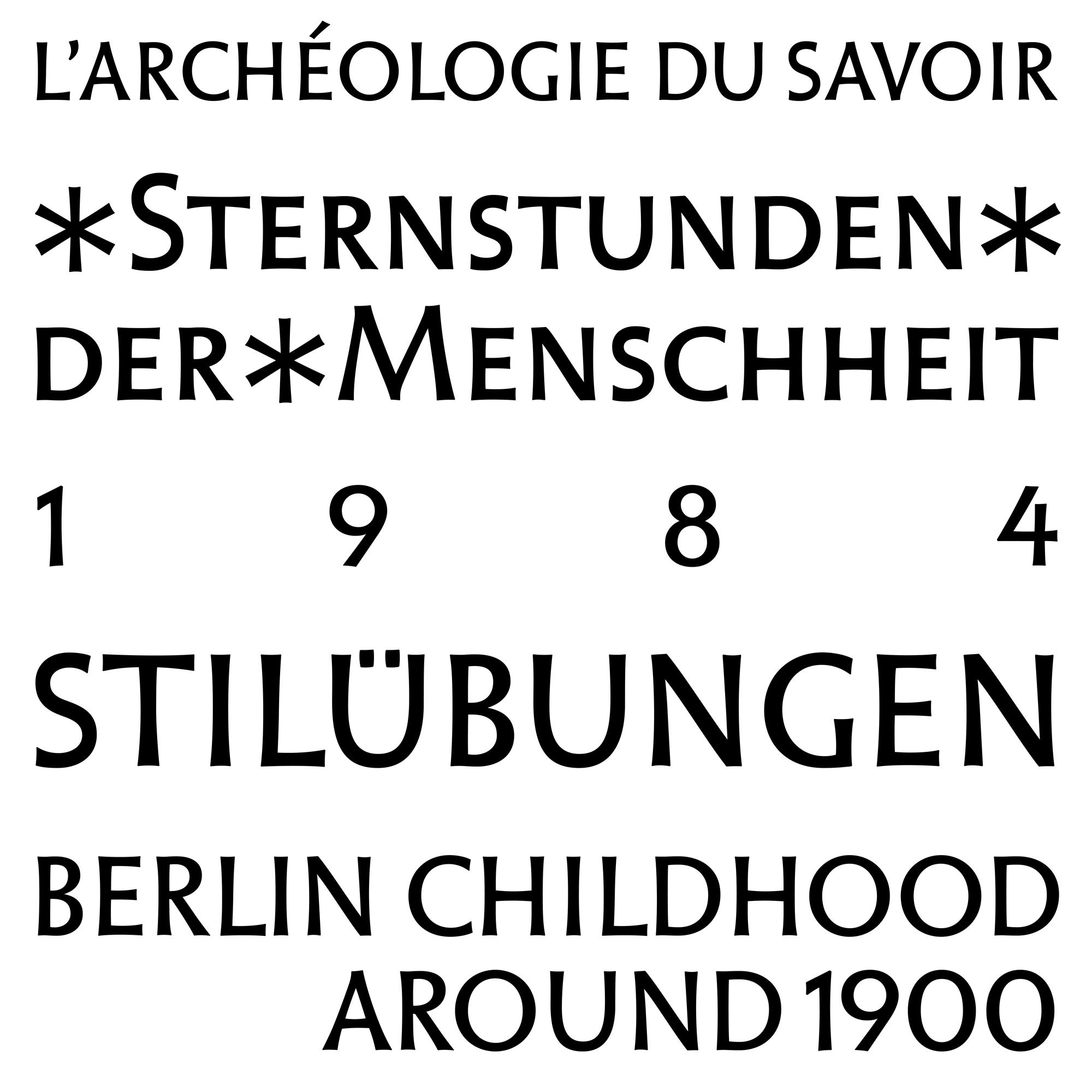 Hesse Antiqua font specimen