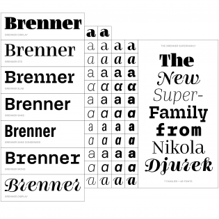 specimen of Brenner family