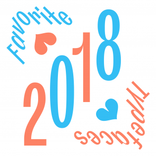 Our Favorite Typefaces of 2018