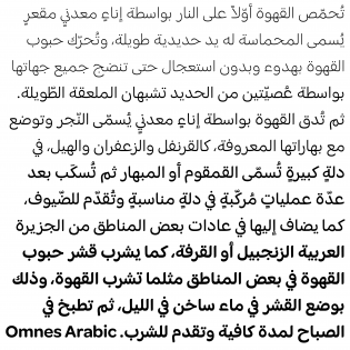 Omnes Arabic