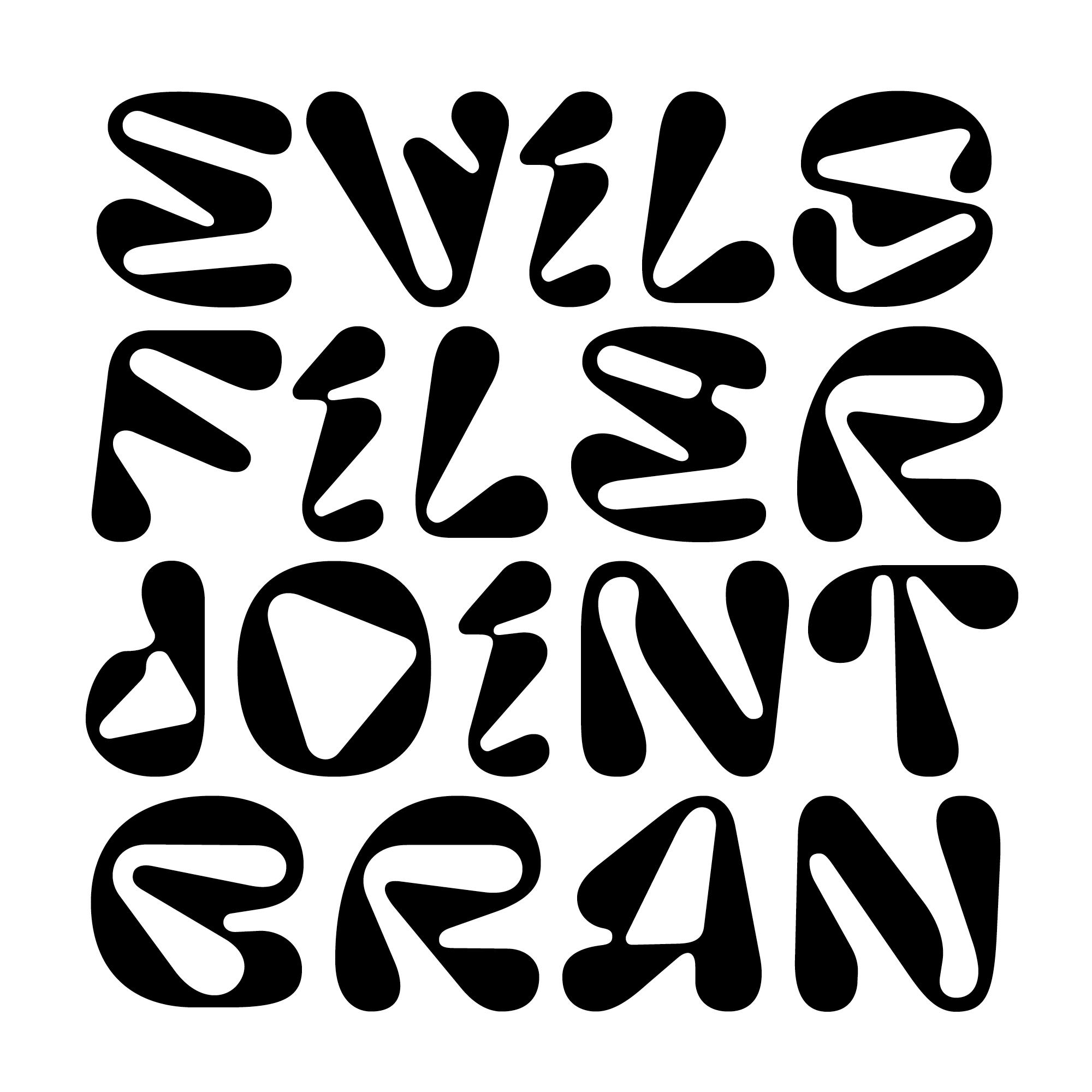 Pilowlava font