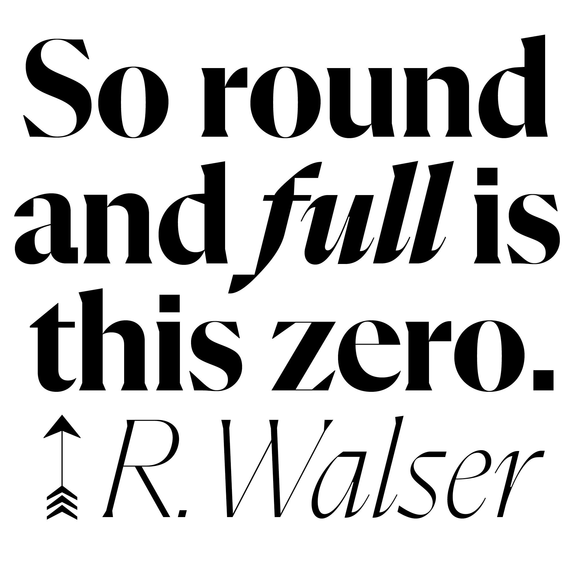 Flecha fonts