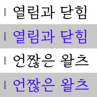 Arvana Hangul