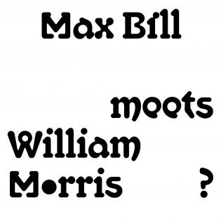 Nirvana font specimen