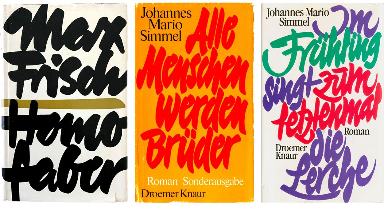 Three Blankenhorn book covers